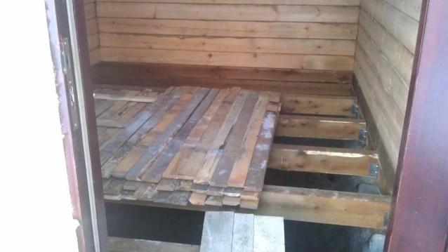 Гидроизоляция деревянного как пола рубероид